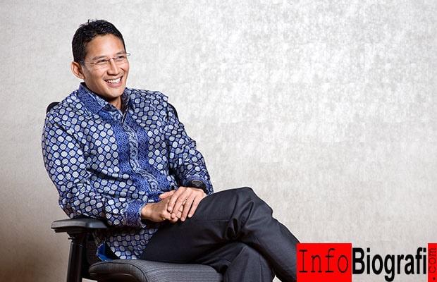 Biografi Lengkap Sandiaga Uno Pengusaha Muda Dan Wakil Gubernur Jakarta Periode Ke