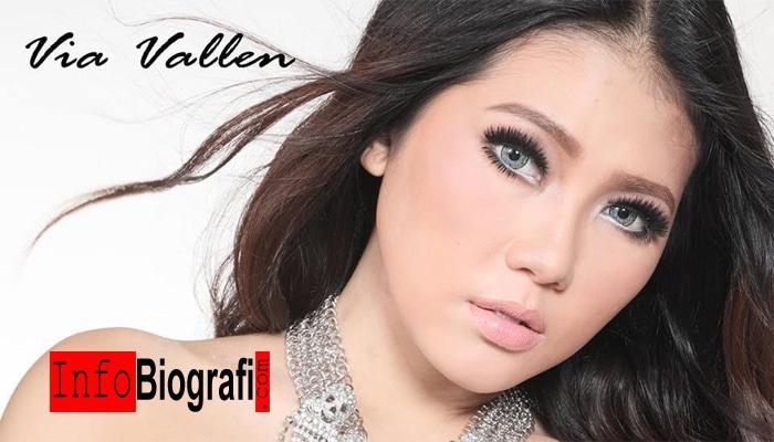 Biografi Dan Profil Lengkap Via Vallen Ratu Pop Dangdut Koplo Indonesia Info Biografi