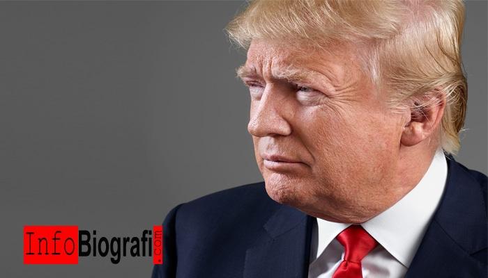 Inilah Biografi Donald Trump President As Ke 45: Biografi Dan Profil Lengkap Donald Trump